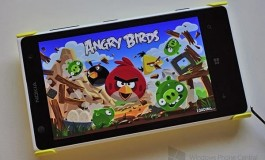 از این پس تمام بازیهای Angry Birds برای کاربران ویندوزفون رایگان است!