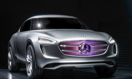 ماشین شاسی بلند مرسدس بنز Vision G-Code با ظاهری رویایی (به همراه تصویر)