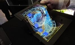 کمپانی SEL از نمایشگر 8.7 اینچی با قابلیت سه بار تا شدن پردهبرداری کرد