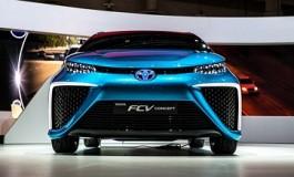 خودروی هیدروژن سوز تویوتا با نام میرای (Mirai) را اینجا ببینید