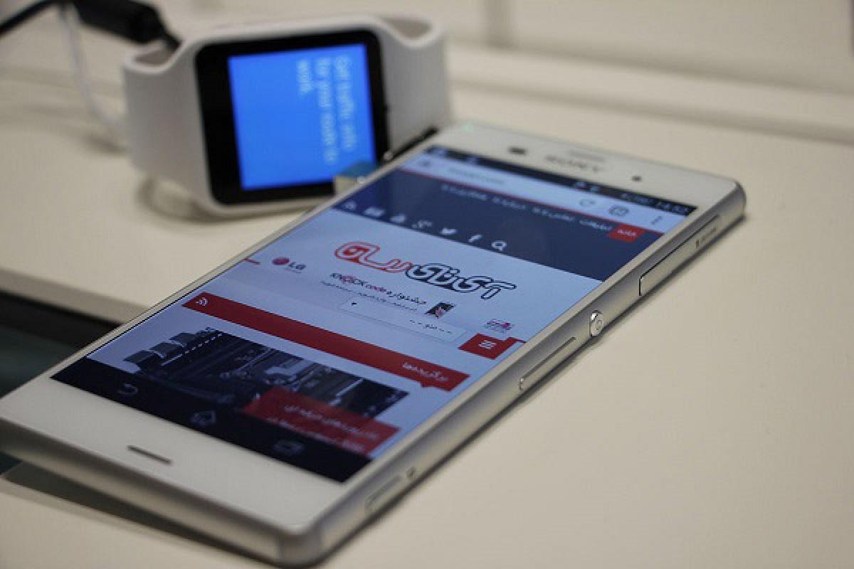فروش ۱۲ میلیون اسمارت فون توسط سونی در عرض ۳ ماه!