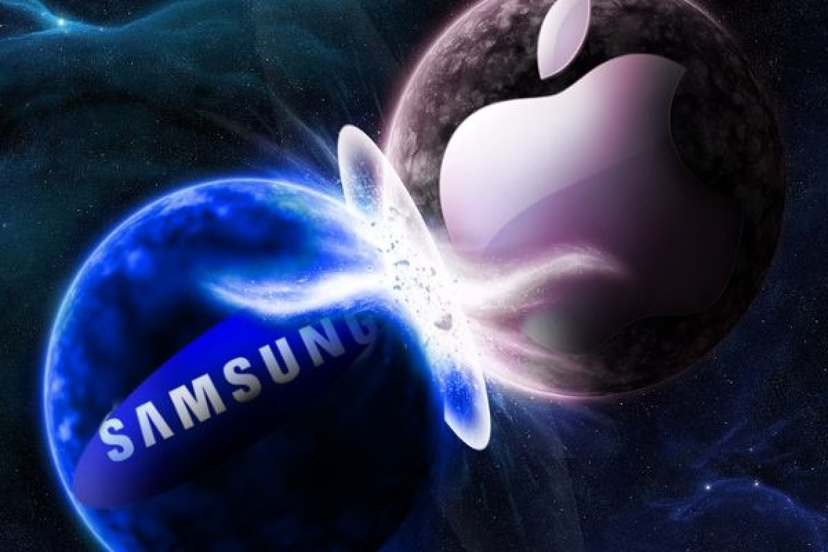 سامسونگ و تمسخر اپل به دلیل حذف جک ۳.۵ میلیمتری هدفون و اپل Pencil