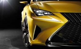 تصاویری از سوپر خودروی جدید لکسوس با طراحی مفهومی