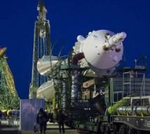 ارسال فضانوردان جدید به ایستگاه فضایی بینالمللی