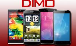 ۴ گوشی جدید و هوشمند دیمو با مشخصات منحصر بهفرد وارد بازار شد