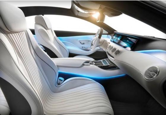 اولین خودروی بدون راننده مرسدس بنز با همکاری الجی ساخته خواهد شد!