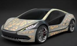 با خودرویی که توسط پرینترهای سهبعدی ساخته میشود و جنسی پارچهای دارد آشنا شوید!