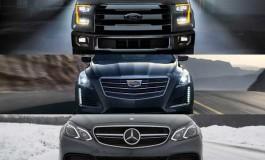 زیباترین چراغهای خودروها برای این 14 ماشین هستند!