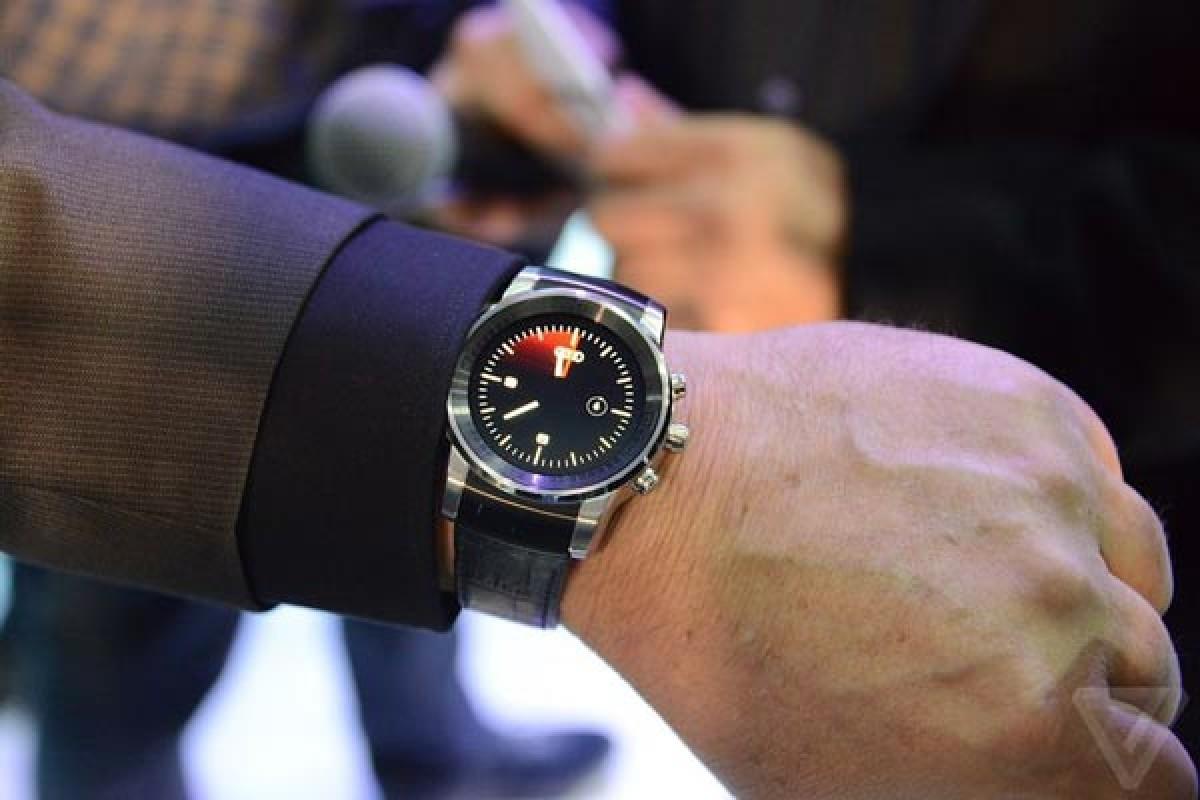 احتمال عرضه ساعت هوشمند جدید الجی با وضوح تصویر بسیار بالا