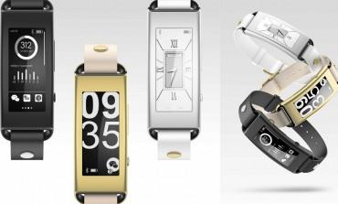 لنوو ساعت هوشمند خود را با نمایشگر خمیده و عمر باتری 7 روزه معرفی کرد!