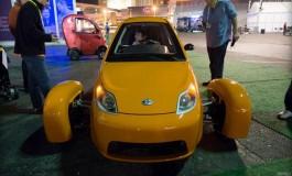 با عجیبترین خودروی CES 2015 آشنا شوید!