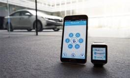 با ساعت هوشمندتان خودروی هیوندای را روشن کنید!