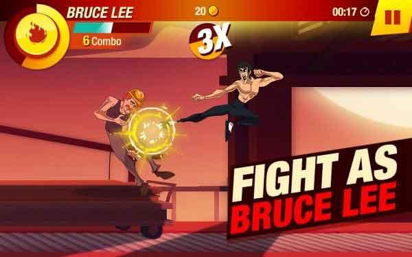 بروس لی به جنگ با بیعدالتی میرود