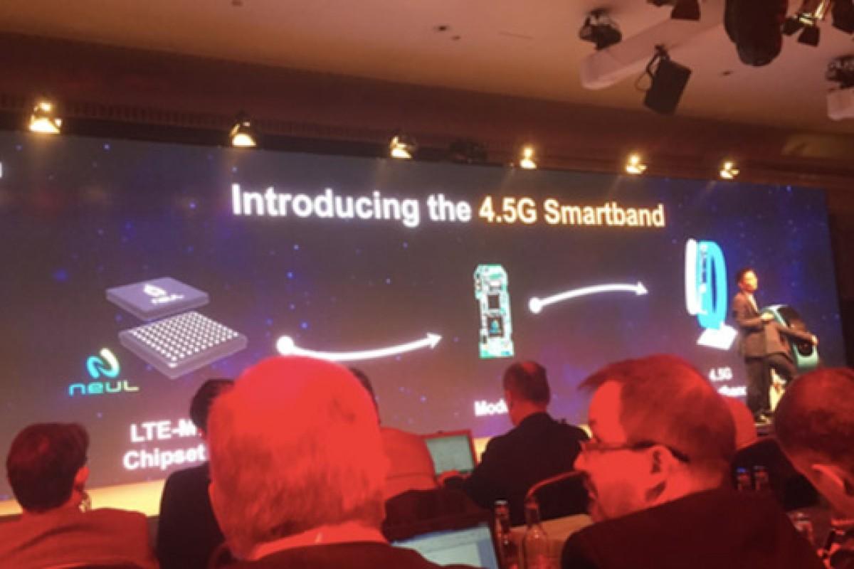 هواوی اولین اسمارت بند هوشمند خود را با قابلیت پشتیبانی از LTE معرفی کرد!