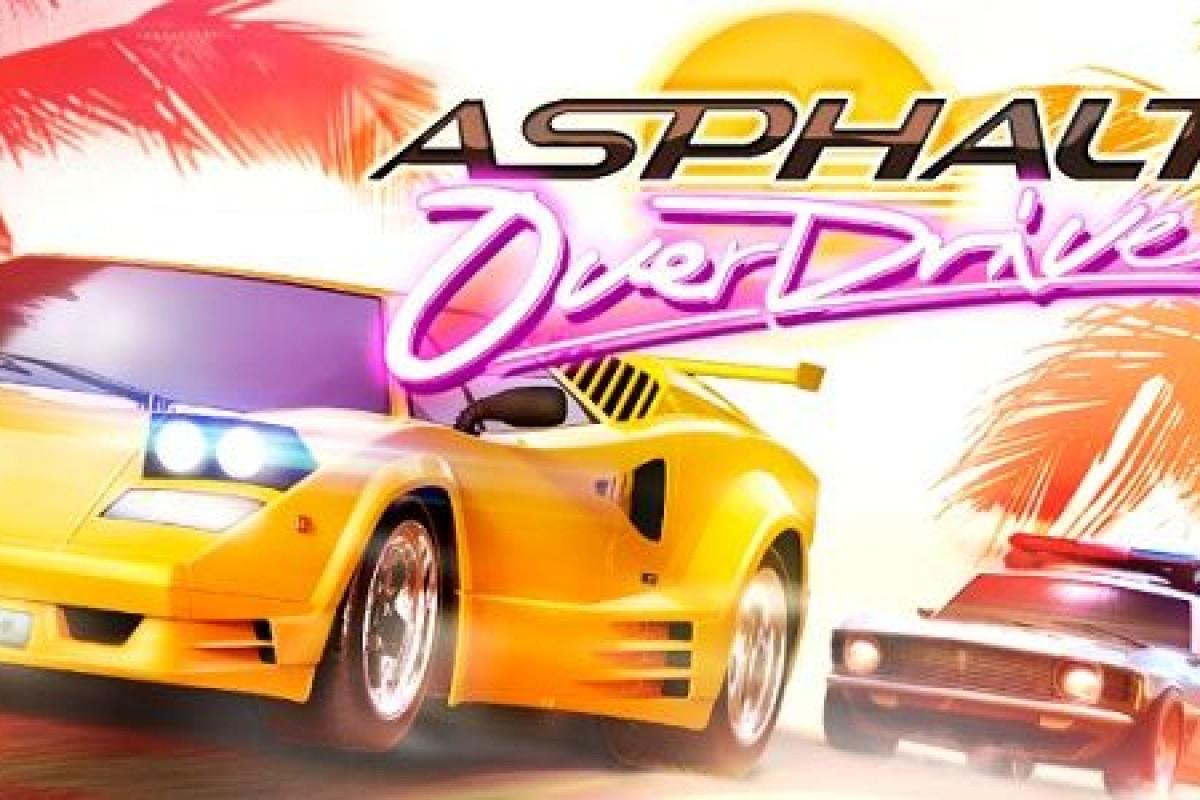 اپ رسان: سرعتی سرسامآور با بازی آسفالت Overdrive (با لینک دانلود)