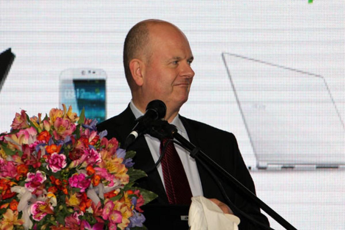 مدیر عامل ایسر در تهران، درباره سیاستهای جهانی این شرکت صحبت کرد