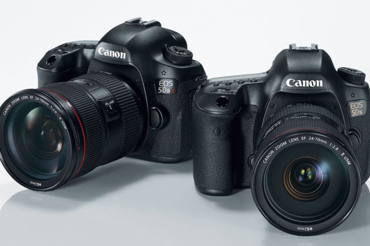 دوربینهای کانن ۵Ds و ۵Ds R با توانایی عکاسی ۵۰ مگاپیکسلی معرفی شدند!
