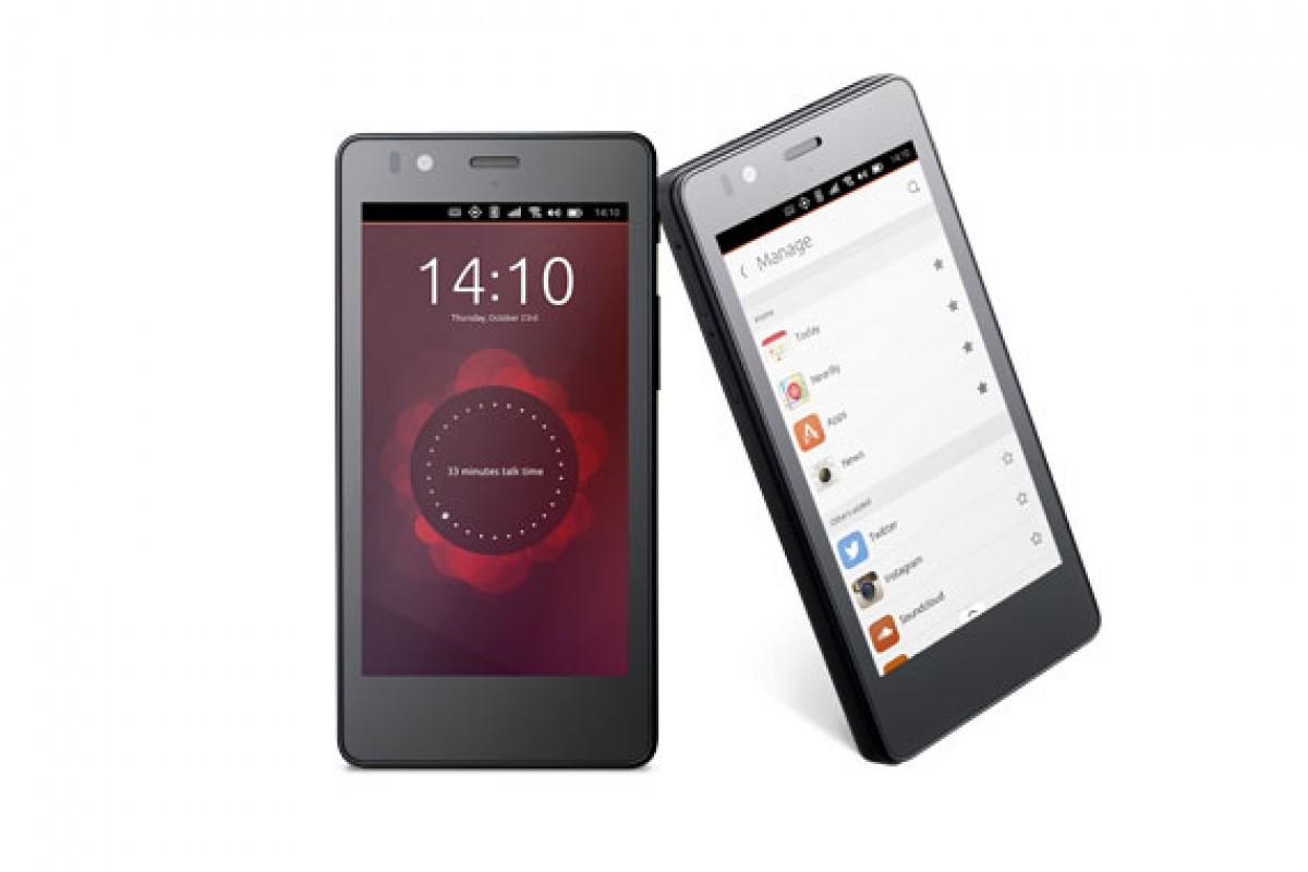 اولین اسمارت فون مجهز به سیستم عامل اوبونتو وارد بازار میشود