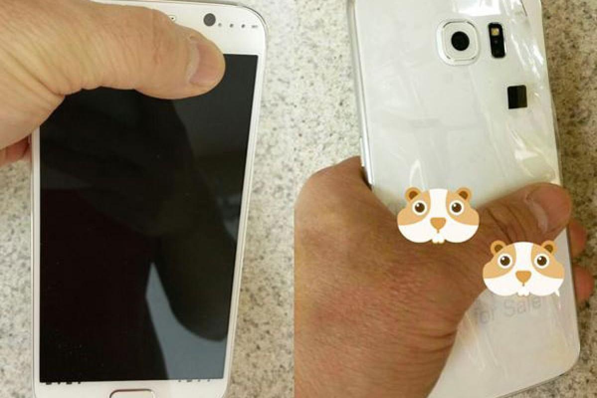 همچنان زشت، تصاویری از گلکسی S6 منتشر شد!