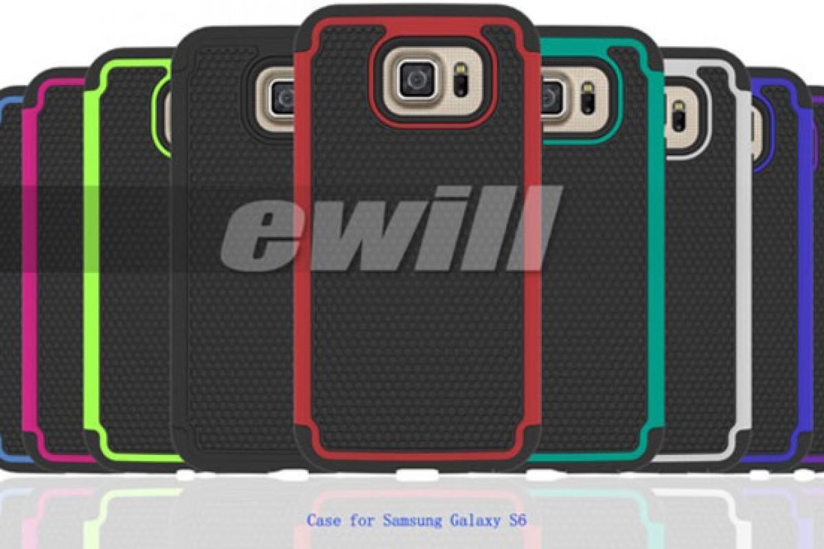 تصاویر جدیدی از قابهای محافظ گلکسی S6 منتشر شد!