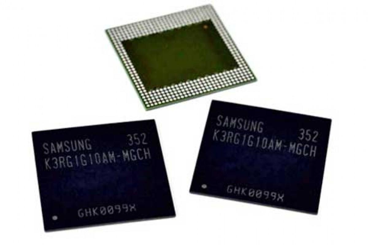 رم های DDR4 اپل را سامسونگ تولید خواهد کرد!
