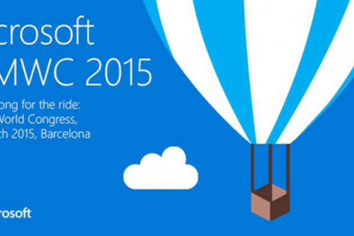 مایکروسافت دعوت نامه خود را برای نمایشگاه MWC 2015 ارسال کرد!