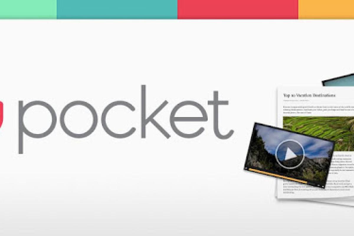 اپ رسان: Pocket برنامهای متفاوت برای نشانگذاری (بوکمارک) صفحات وب