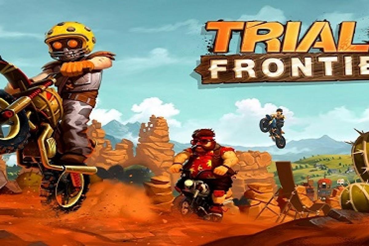 اپرسان: بررسی بازی Trials Frontier (با لینک دانلود)