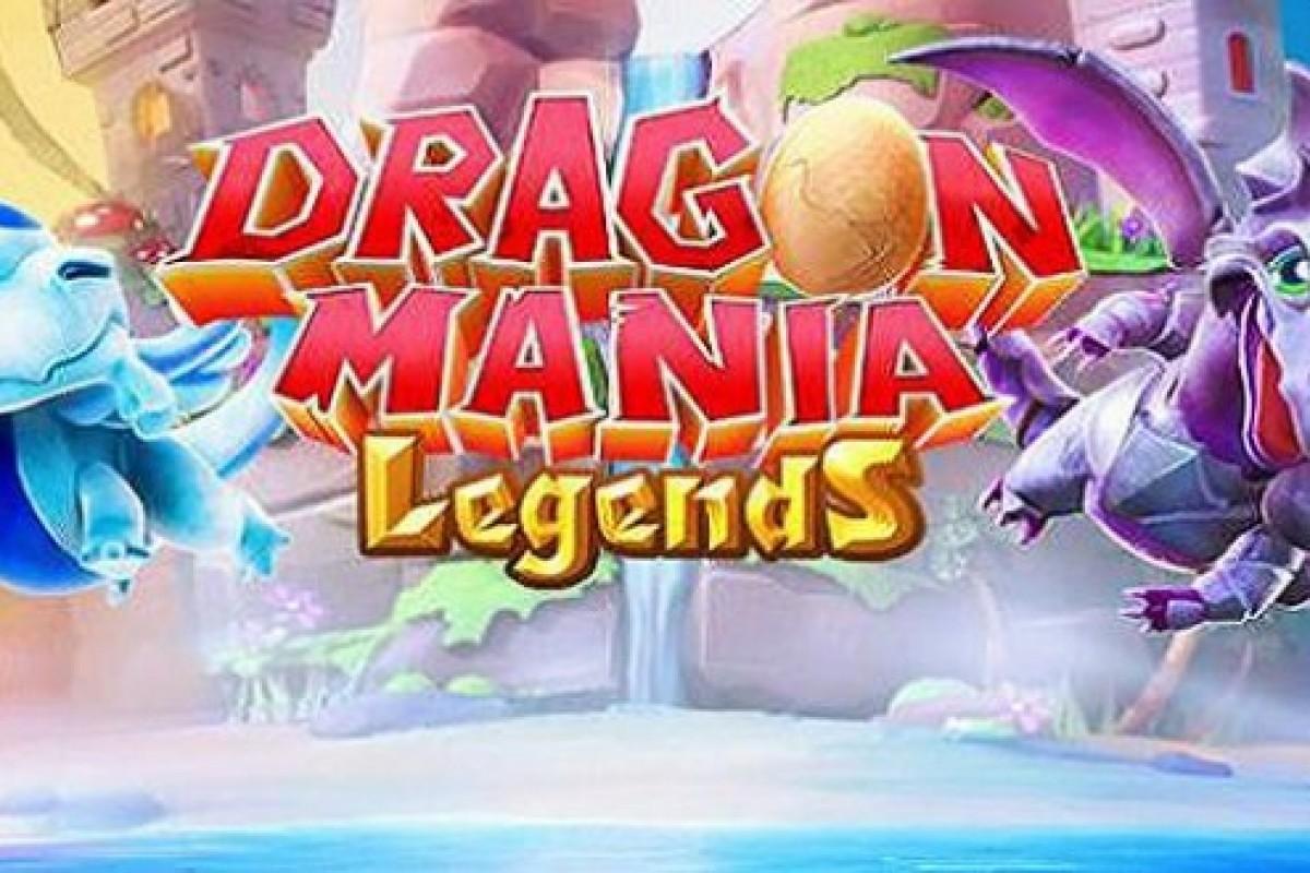 اپ رسان: نگاهی به بازی Dragon Mania Legends!