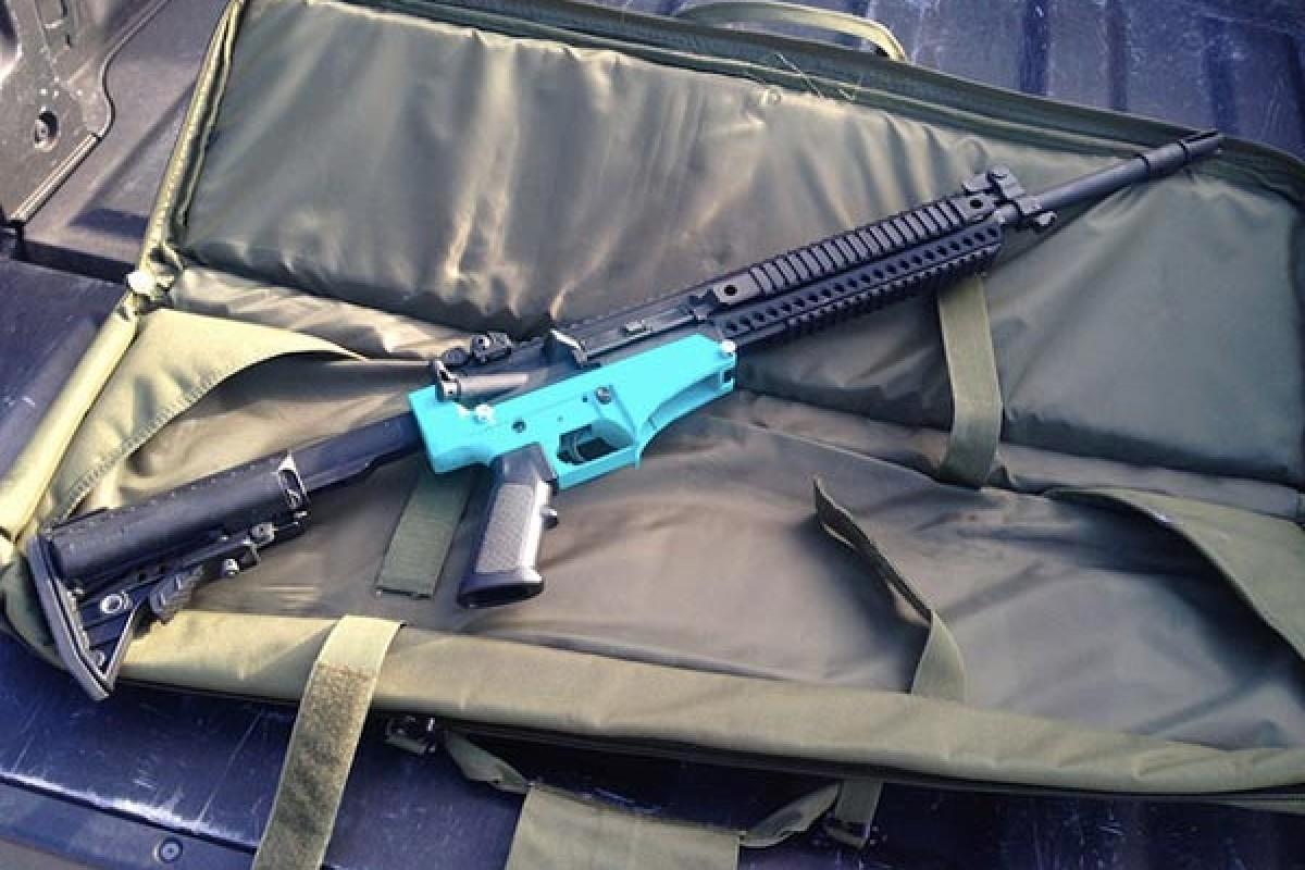اسلحه جدید و قدرتمندی توسط پریتنرهای سهبعدی ساخته شد!