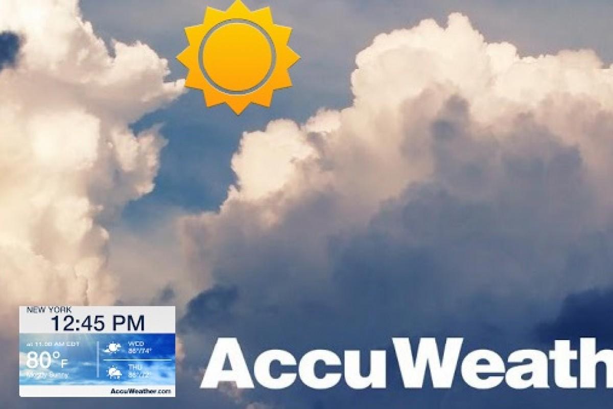 اپ رسان: پیشبینی وضعیت آب و هوا با AccuWeather (با لینک دانلود)