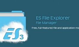 اپ رسان: ES File Explorer، بهترین برنامه رایگان برای مدیریت فایلها