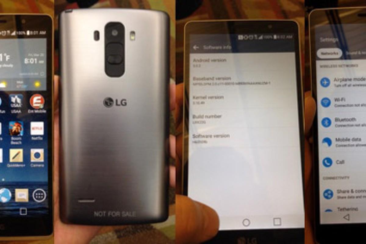 تصاویر منتشر شده از الجی G4 مربوط به محصول دیگری هستند!