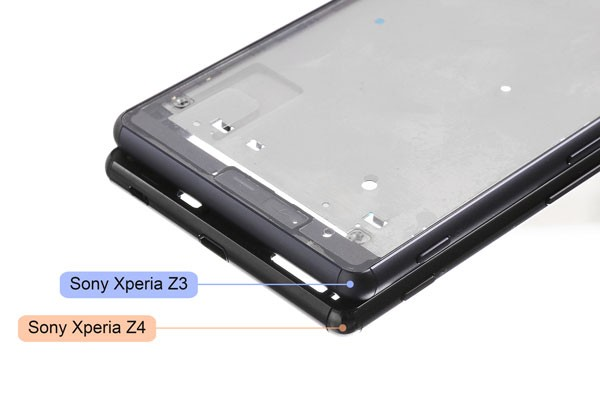 Leaked-Sony-Xperia-Z4-chassis-and-LCD-touch-digitizer