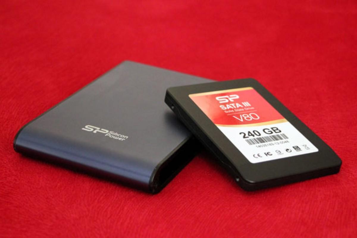بررسی هارد SSD سیلیکون پاور Velox V80: کوچولوی پر سرعت