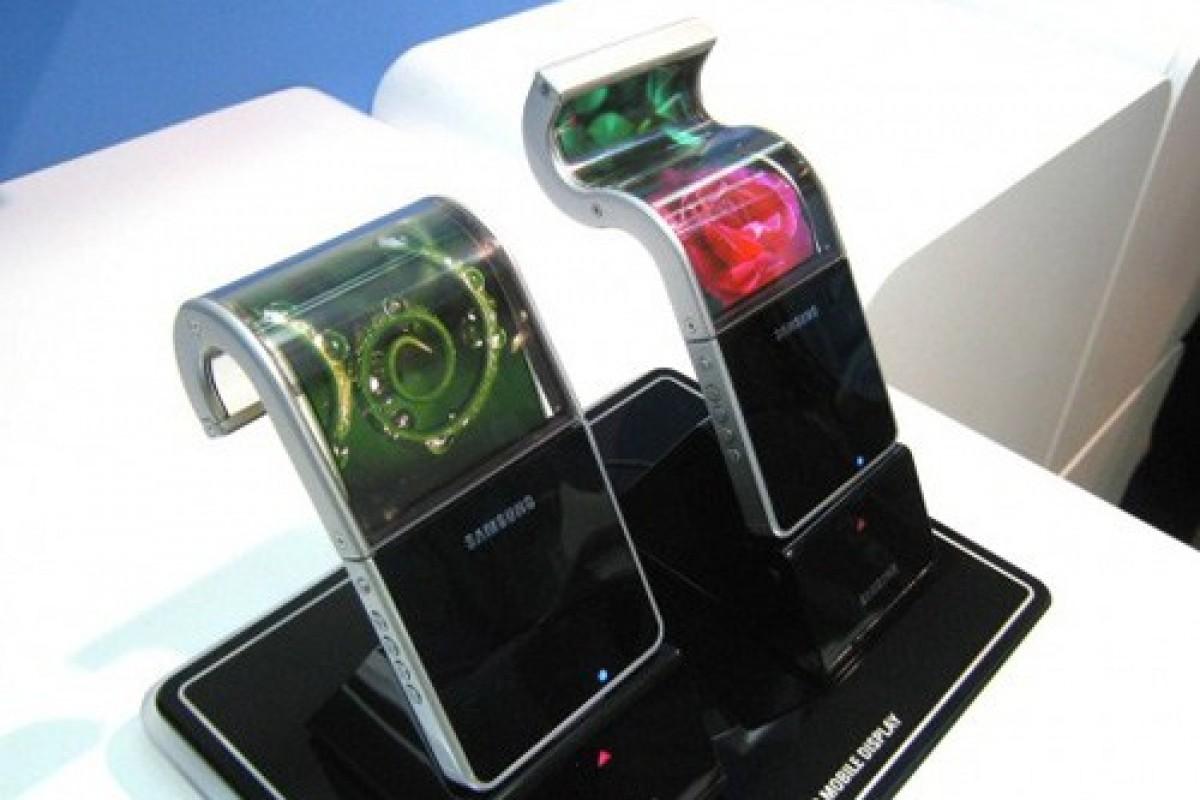 اسمارت فونهای قابل انعطاف سامسونگ سال آینده از راه میرسند!