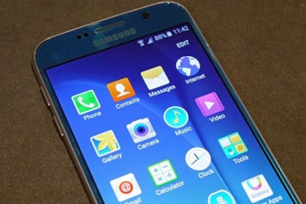 سامسونگ گلکسی اس 6، بهترین صفحه نمایش موبایل در دنیا را دارد!