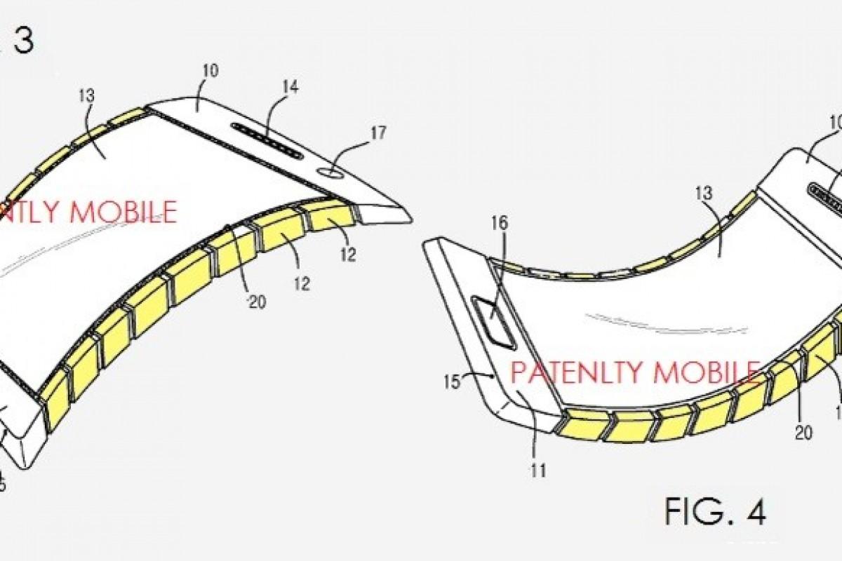 احتمالا Galaxy S7 Active با صفحه کاملا قابل انعطاف ساخته خواهد شد