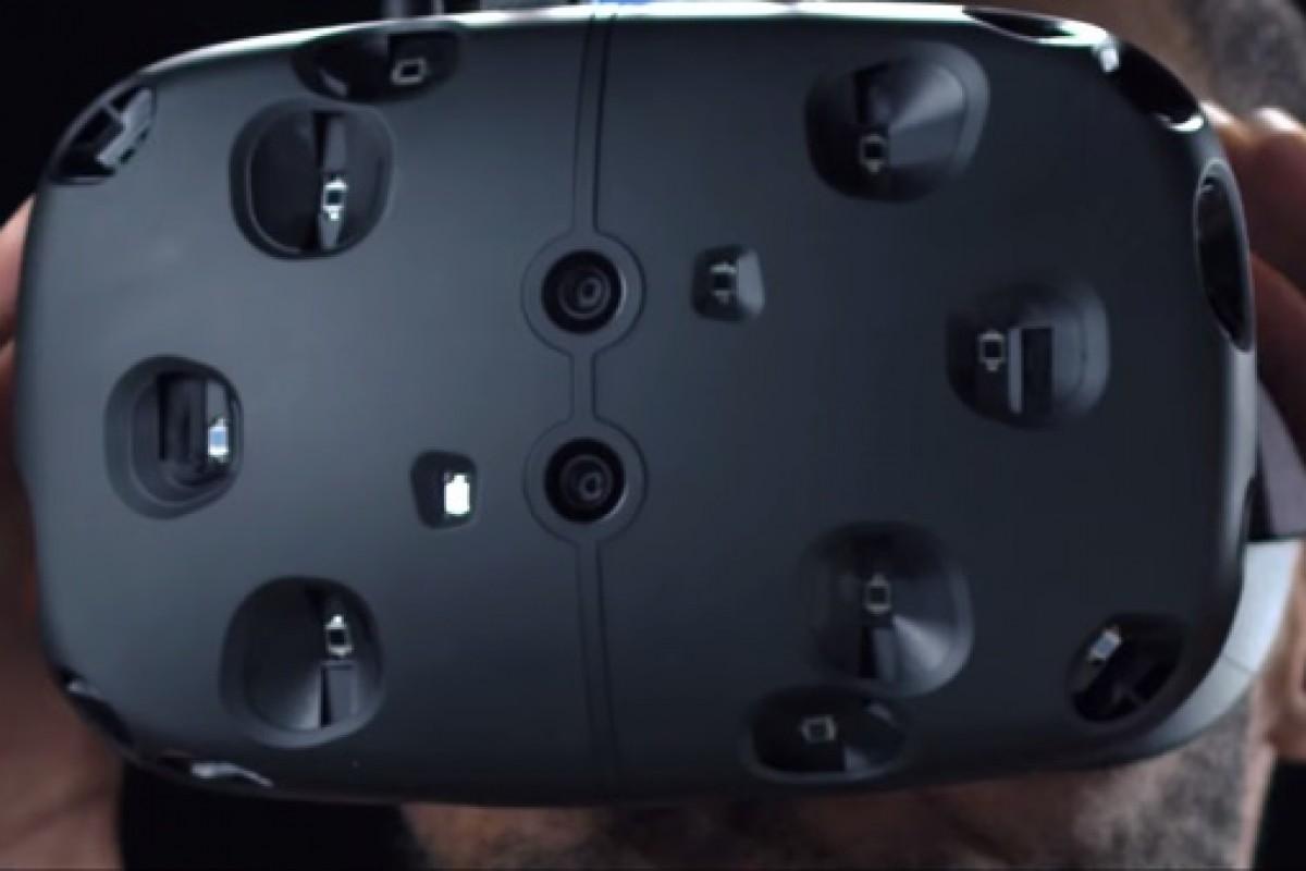 با هدست جدید Vive، ساخت اچتیسی و Valve آشنا شوید