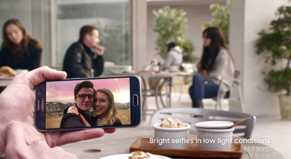 آموزش ویژگی های جذاب دوربین گوشی گلکسی اس Samsung Galaxy S6
