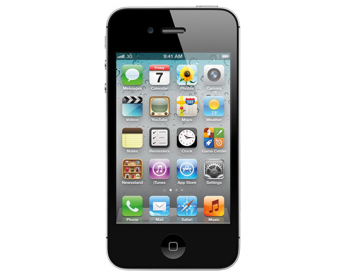 اپل آیفون ۴s