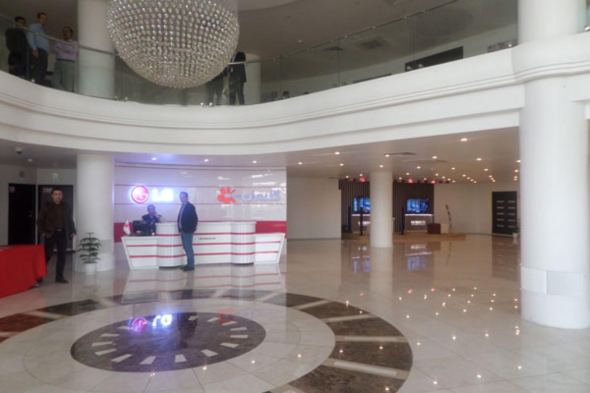افتتاح بزرگترین مرکز خدمات مشتریان الجی در خاورمیانه