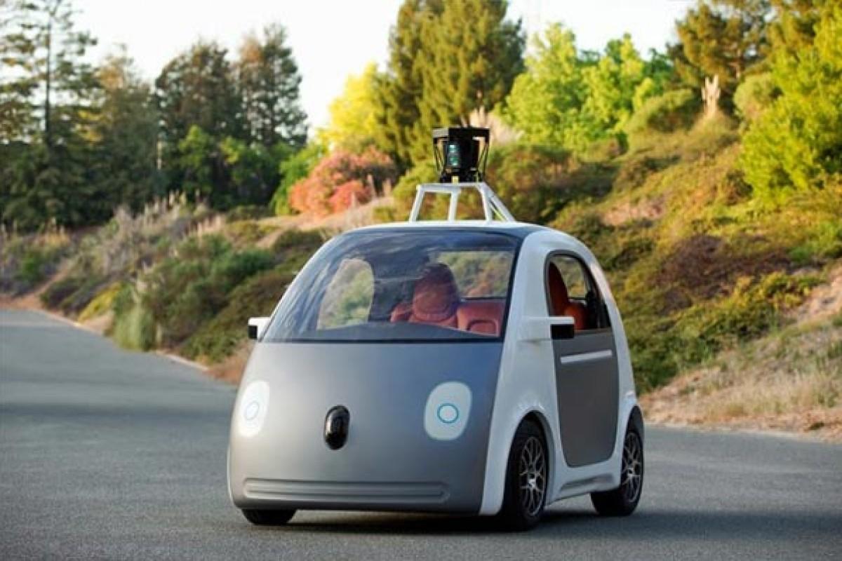 خودروی بدون راننده گوگل در بخش خارجی خود کیسه هوا خواهد داشت!
