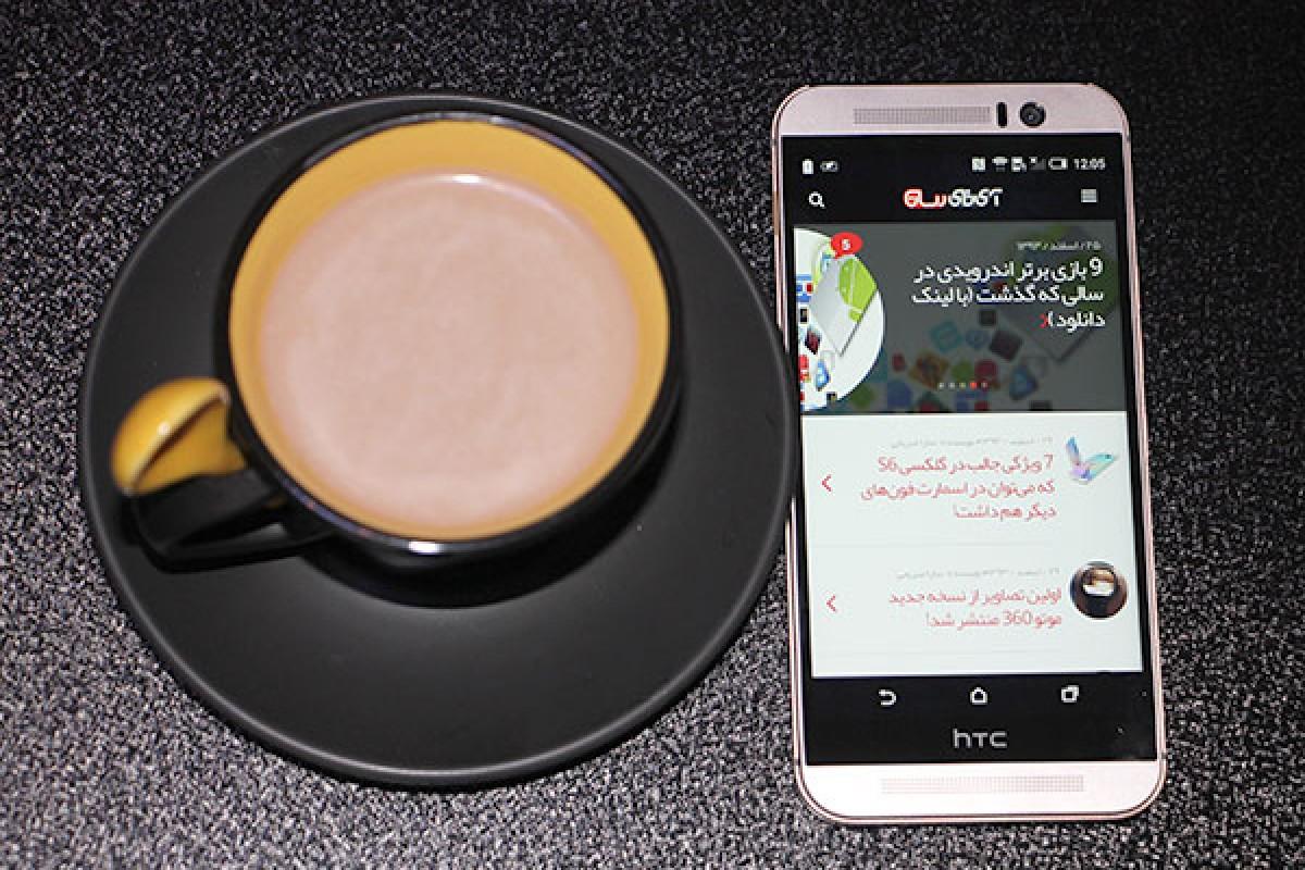 آغاز فروش ویژه اچتیسی وان M9 در ایران با هدایای خاص برای خریداران نخست!
