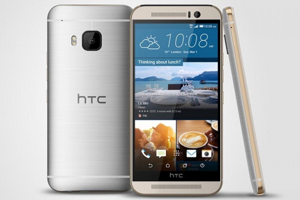وان E9 پرچمدار جدید HTC در راه است!