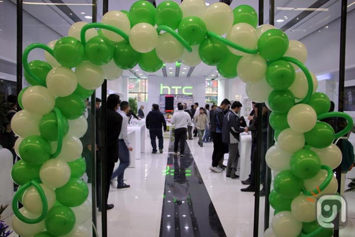 فروشگاه بزرگ اچتیسی در پاساژ چارسو افتتاح شد