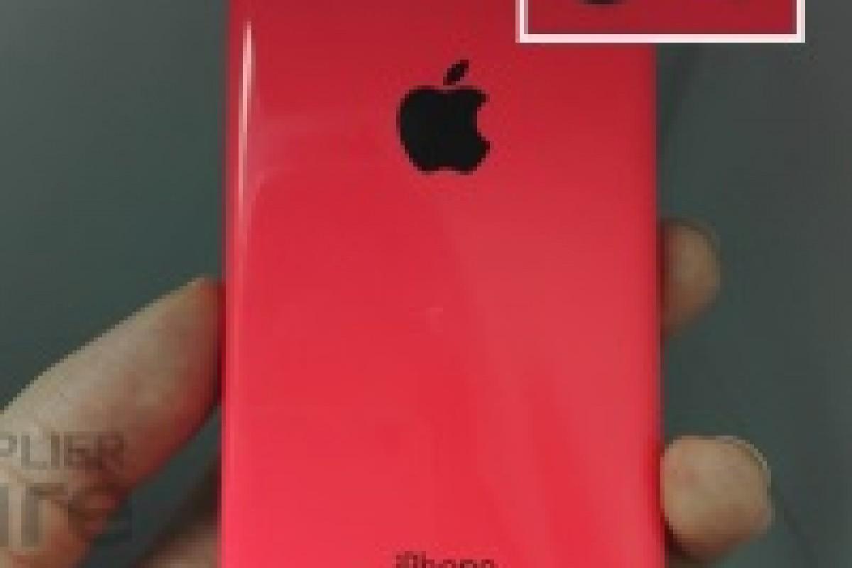 انتشار تصویر کاور پشتی آیفون 6c وجود این نسخه را تایید کرد