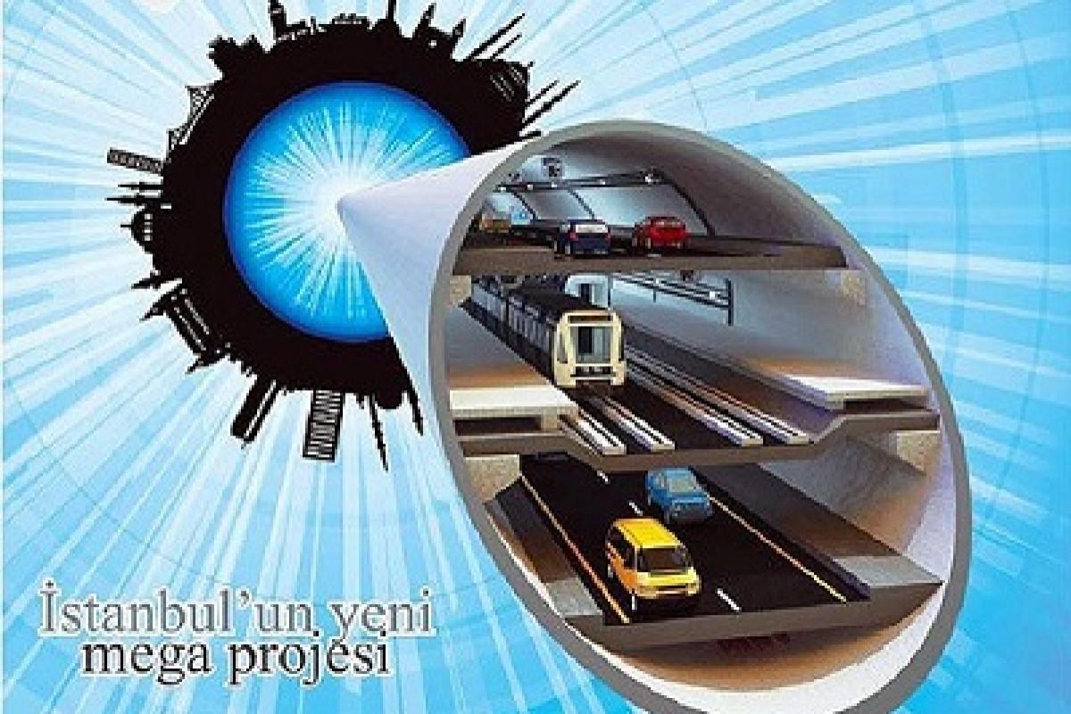 ساخت یک تونل زیر آبی توسط ترکیه برای اتصال اروپا به آسیا
