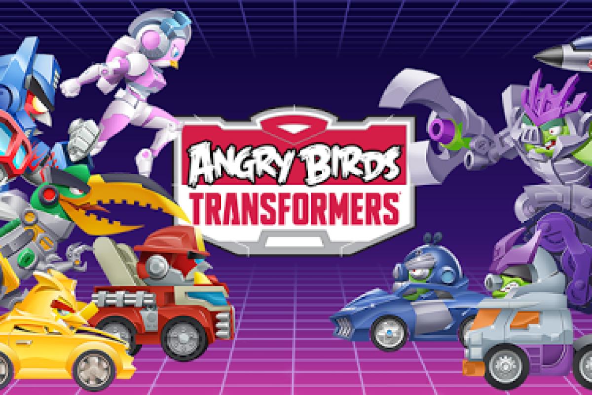 اپ رسان: Angry Birds Transformers تجربه جدیدی از بازی انگری بردز