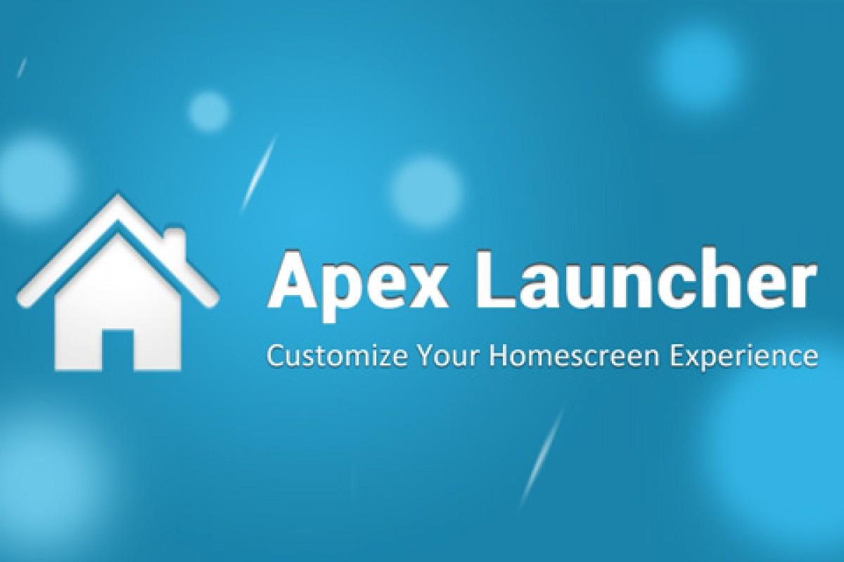 اپ رسان: نگاهی نزدیک به لانچر قدرتمند Apex